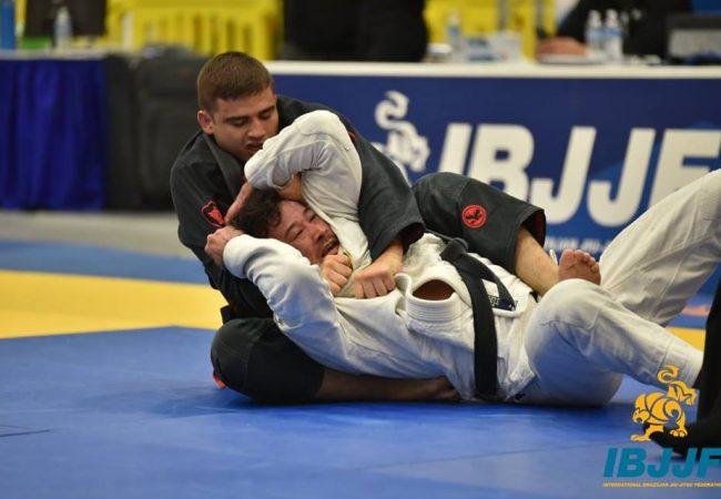 Jiu-Jitsu: Gustavo Braguinha e seu ezequiel campeão no Los Angeles Open