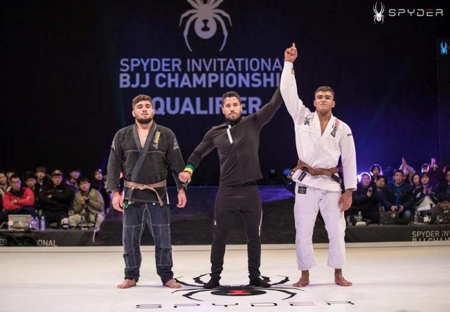 Spyder Invitational highlights from Seoul