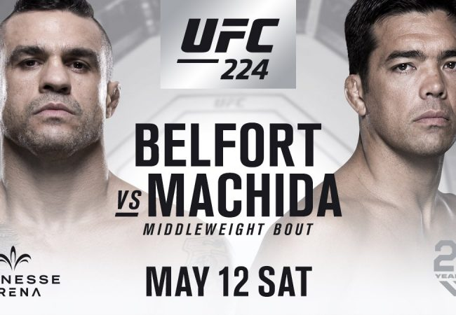 Set to clash in Rio, Belfort and Machida talk about fight