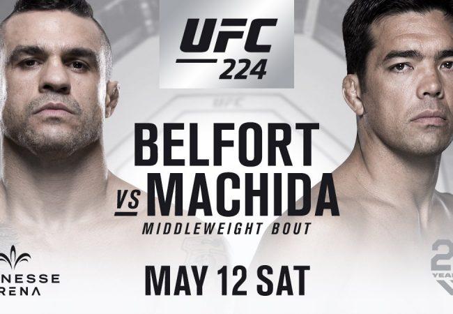Confirmados no UFC Rio, Vitor Belfort e Lyoto Machida comentam duelo