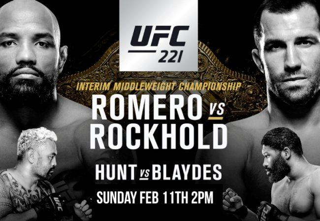 Vídeo: O que esperar de Luke Rockhold x Yoel Romero pelo cinturão do UFC 221?