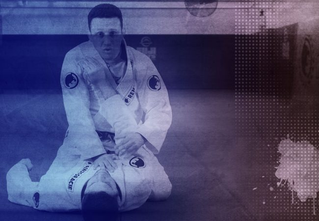 The study of the mount goes on at Renzo Gracie Online Academy