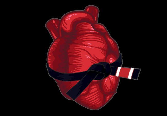 Como o Jiu-Jitsu salvou a vida de um lutador com problemas cardíacos e vasculares