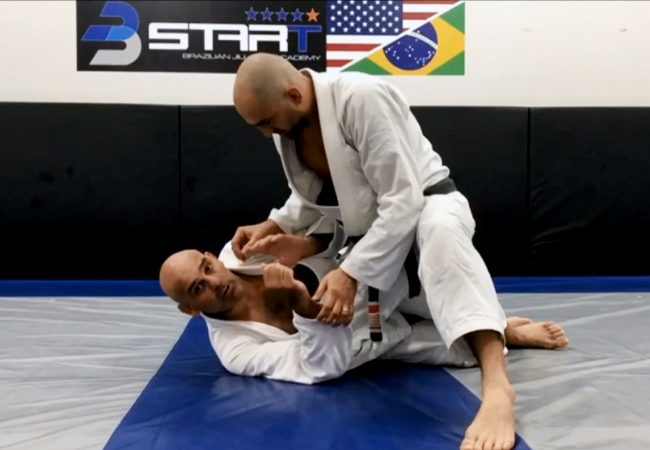 Vídeo: Roberto Gordo em ação na final do adulto no Miami Open de Jiu-Jitsu