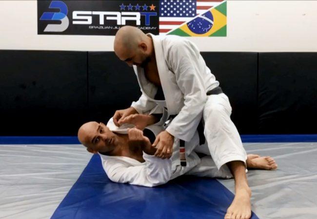 Roberto Gordo ensina a anular uma das passagens de guarda mais frequentes do Jiu-Jitsu