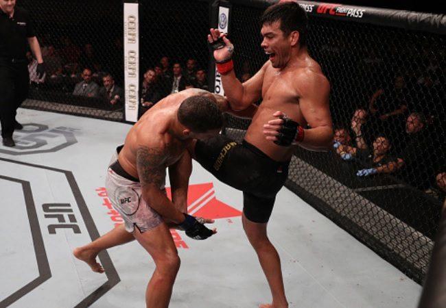 Lyoto Machida vence Eryk Anders e comanda festa brasileira no UFC Belém