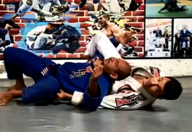 Submissions for all: a BJJ technique easily adapted for parathletes