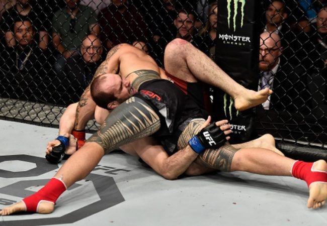Jiu-Jitsu: A kimura giratória de Tyson Pedro no UFC 221