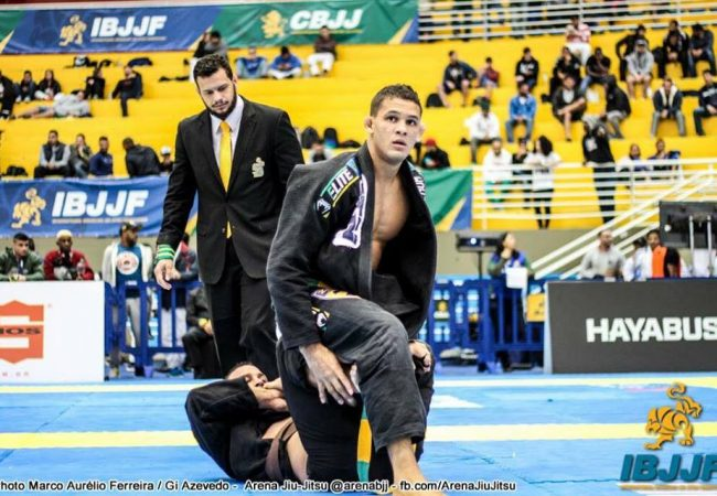 Blink and you'll miss it: Fellipe Andrew's triangle at the Mexico City Open