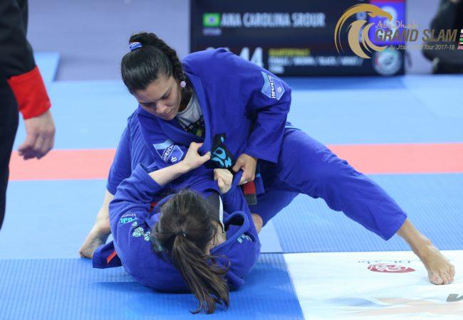 Grand Slam London: Miyao, Ana Carol, Isaque, Jackson and more from day 1