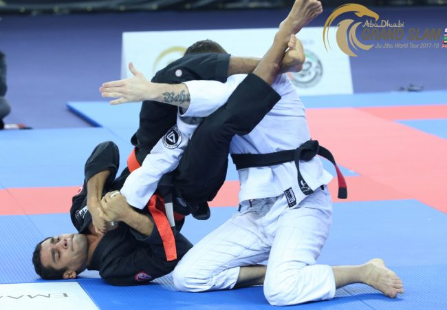 Vídeo: Confira os finalistas do Abu Dhabi Grand Slam de Jiu-Jitsu em Londres