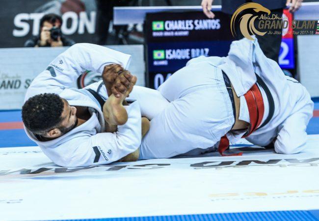 Paulo Miyao, Ana Carolina Vieira, Isaque Bahiense e mais campeões no Abu Dhabi Grand Slam de Jiu-Jitsu em Londres