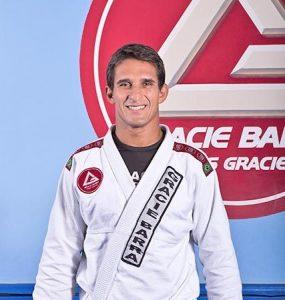 Jefferson Moura, professor da GB Matriz, no Rio de Janeiro.