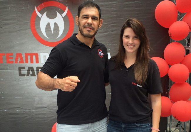 Rogério Minotouro comemora sucesso e aniversário da Team Nogueira Cachambi