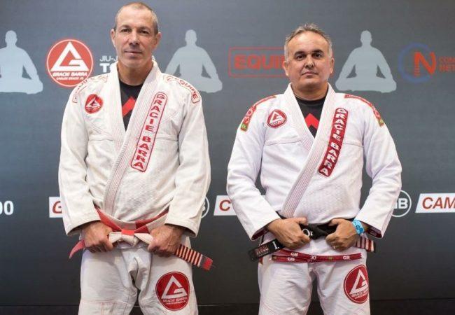 Itácio Lisboa ensina a superar a meia-guarda e finalizar no Jiu-Jitsu