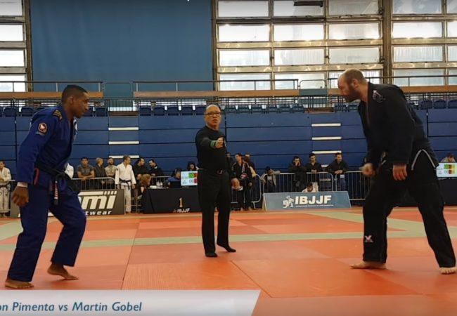 Jiu-Jitsu: Peso-pena se arrisca no pesadíssimo e leva título do London Open