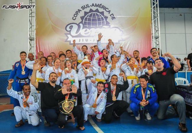 O poder inclusivo do Jiu-Jitsu para atletas com síndrome de Down