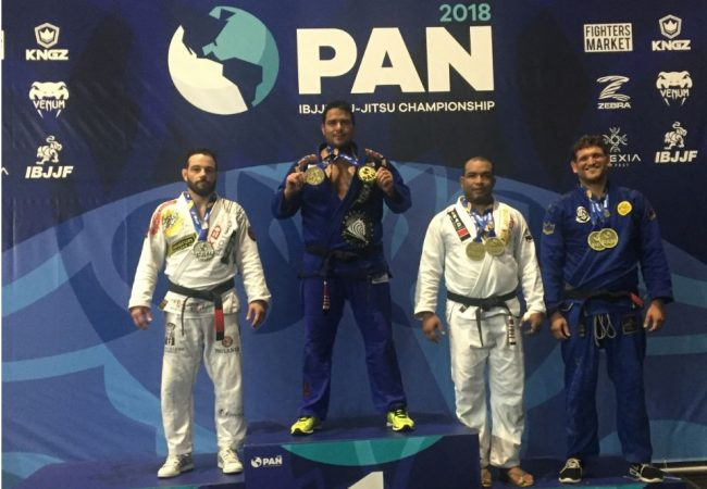 Thiago Gaia talks double gold at the Pan and focus on the IBJJF Worlds