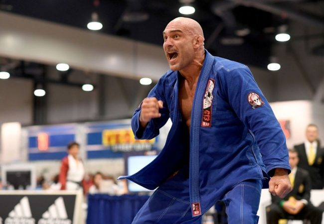 Roberto Godoi wins double gold at the Master Worlds