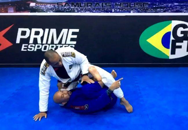 Jiu-Jitsu: Lídio Henrique ensina duas finalizações da guarda-x na GFTeam Rocha Miranda
