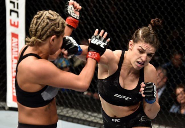 Mackenzie Dern has fight scheduled for May's UFC Rio