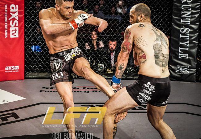 Jiu-Jitsu: Amputado finalizador, Nick Newell aplica mata-leão em retorno ao MMA
