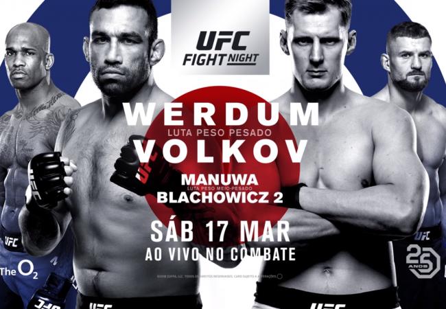 Vídeo: O que esperar de Fabrício Werdum x Alexander Volkov no UFC Londres