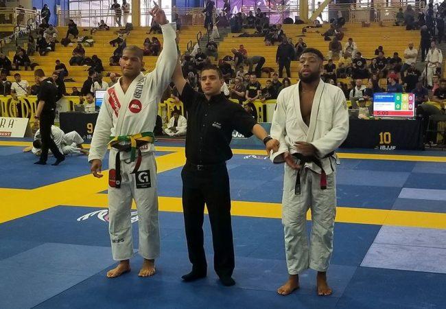 Mahamed Aly e Tim Spriggs fecham com ouro duplo no Washington Open de Jiu-Jitsu