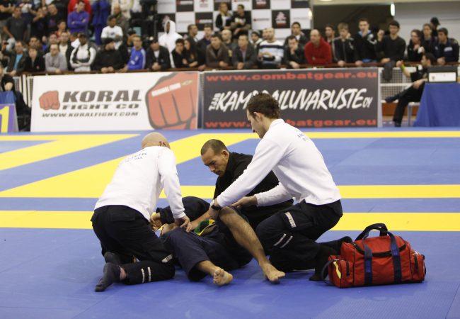 A dica fundamental para você prevenir lesões no Jiu-Jitsu