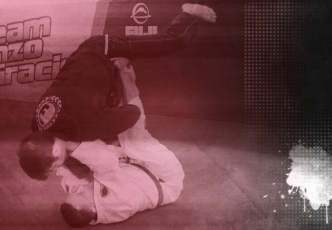 Attacks from the De la Riva guard at Renzo Gracie Online Academy