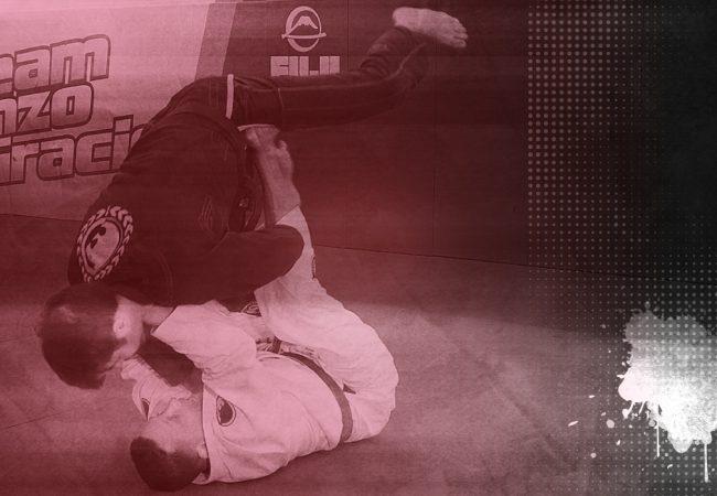 Ataques da guarda De la Riva, na Renzo Gracie Online Academy
