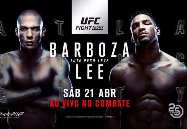 Vídeo: Edson Barboza e a expectativa para seu primeiro main event no UFC, neste sábado