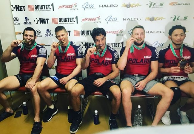 Gregor Gracie and Craig Jones lead team Polaris to victory at Quintet Jiu-Jitsu