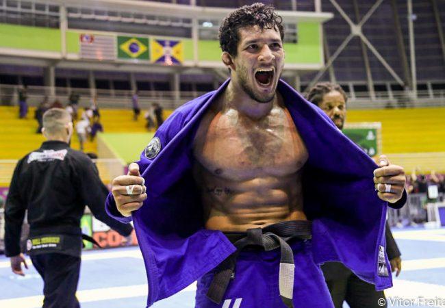 Brazilian Nationals: Lucas Hulk vs. Vitor Honório, Tayane Porfírio vs. Cláudia do Val in absolute finals