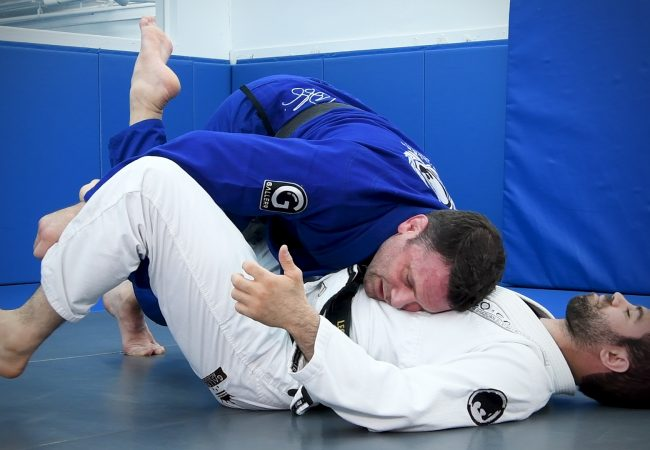 Tame the butterfly guard with RGOA