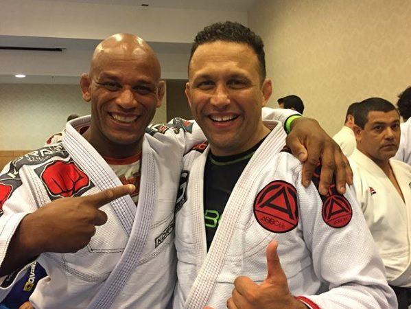 Campeão em 2002, Delson Pé de Chumbo está confirmado no Mundial de Jiu-Jitsu 2018