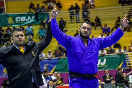 Victor Honório explica ausência no Brasileiro e vira a chave para o Mundial de Jiu-Jitsu