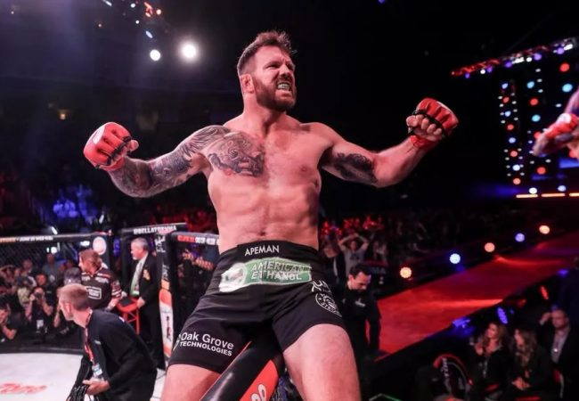 Vídeo: Ryan Bader nocauteia King Mo em 15s no Bellator 199