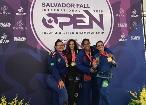 Porfírio, do Val, Calasans victorious at Salvador Open