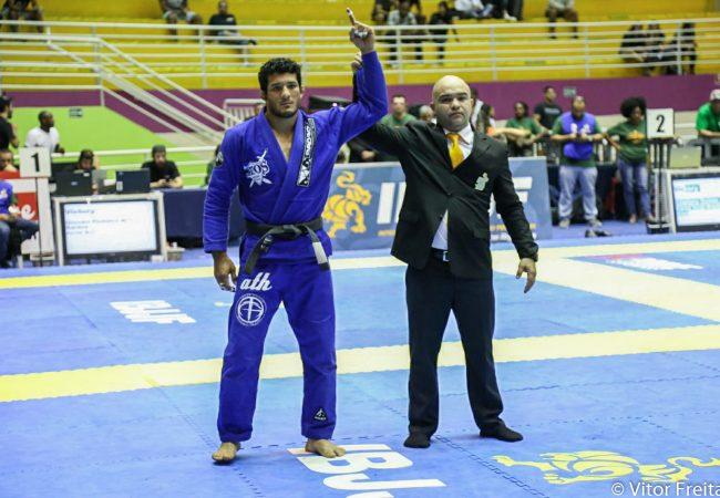 Lucas Hulk fatura absoluto e Tayane Porfírio conquista ouro duplo no Brasileiro de Jiu-Jitsu 2018