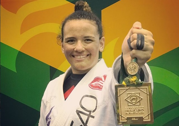 Video: Flowers's title-winning armbar at the Brazilian Nationals