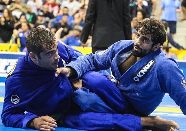 Passador x Guardeiro: O duelo de Leandro Lo e Luiz Panza no Mundial de Jiu-Jitsu em 2017