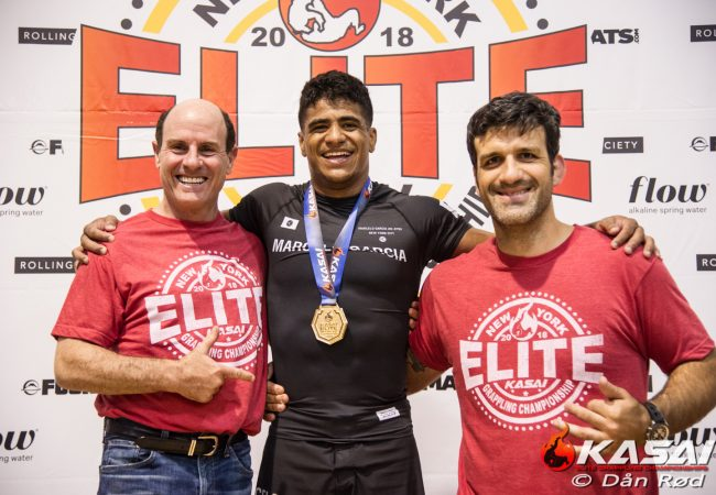 Kasai Elite Grappling Championships results