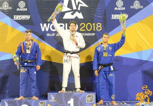 Mundial de Jiu-Jitsu 2018: A superação de Felipe Preguiça na conquista do ouro