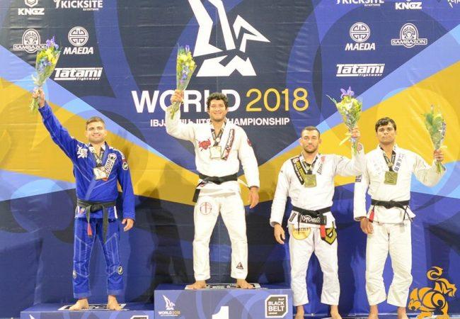 Mundial de Jiu-Jitsu 2018: O dia seguinte de um campeão na faixa-preta