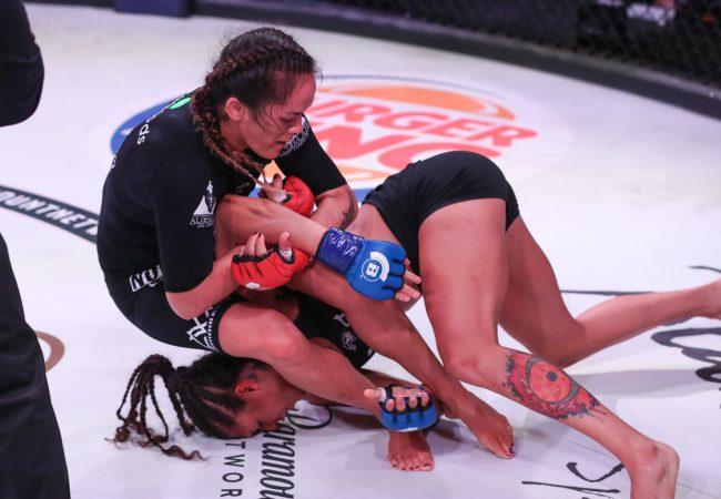 Jiu-Jitsu: O armlock campeão de Ilima-Lei Macfarlane no Bellator 201