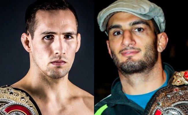Gegard Mousasi e Rory MacDonald vão fazer superluta por cinturão no Bellator