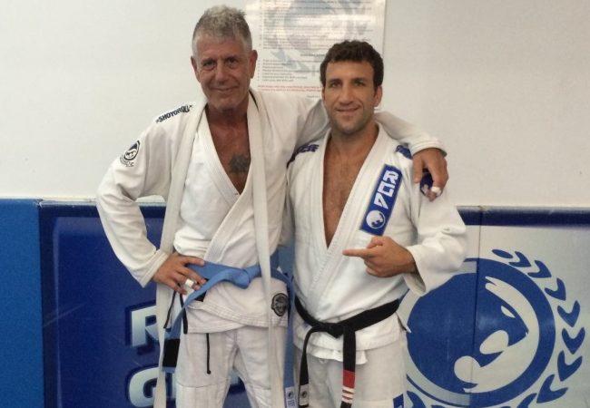 Atleta do Jiu-Jitsu e famoso chef da TV, Anthony Bourdain morre aos 61 anos