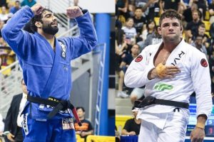 Buchecha vs. Lo, Tayane vs. Nathiely in Worlds' absolute finals
