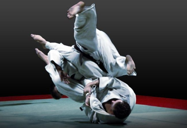 Video: The flying armbar that worked at the Salvador Open